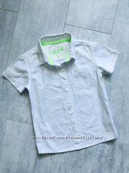 Рубашкабелая, нарядная, на море 3-4 года