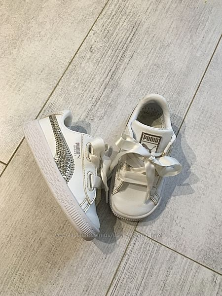 Кроссовки Puma с лентами, оригинал