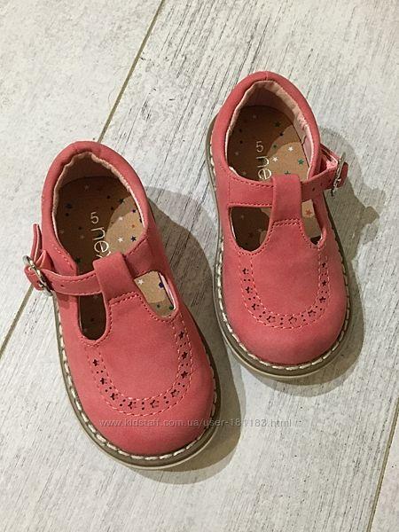 Туфли Некст размер 5 или 21-22