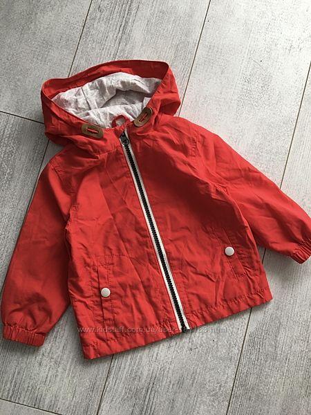 Ветровка куртка 9-12 мес