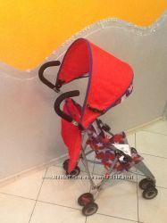 Новая прогулочная коляска трость BABIESrUS Расцветка USA флага вес 3 кг