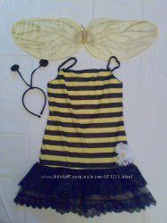Карнавальный костюм Пчелка для девочки