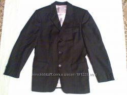 Пиджак школьный для подростка  р. 160-165см шерсть