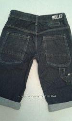 Шорты джинсовые Bullet для подростка 152см