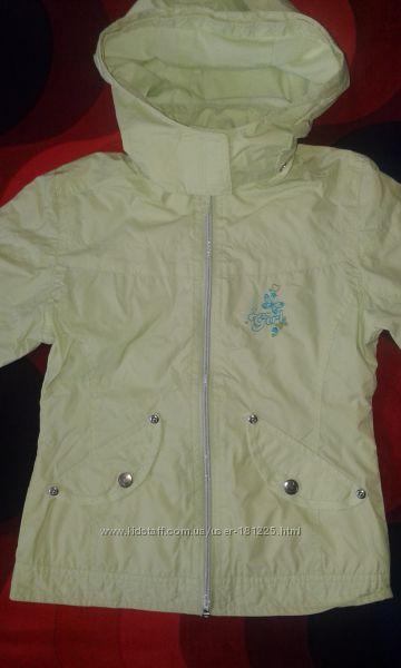 Куртка-ветровка Palomino для девочки рост 122см