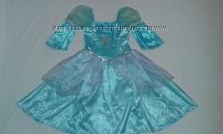 Карнавальное платье принцессы фирмы Lady bird для девочки 3-5 лет рост 110-