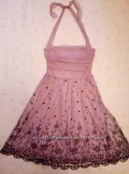 Платье нарядное на выпускной фирмы Oxoxo р. 9