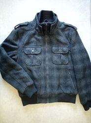 Курточка-Полупальто деми мужское фирмы Jack&Jones р. L