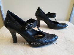 27f1459dc Туфли женские кожаные фирмы Lara Dee Италия р. 38 стелька 25см