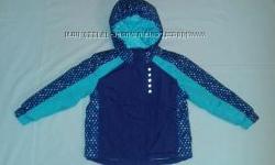 Курточка еврозима фирмы Eisrausch для девочки 3-4 лет рост 98-104см