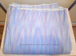 Ткань для штор ширина 152см, длина 7, 25м средней плотности новая