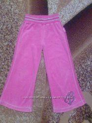 Брюки велюровые Barbie 3-4г рост 104см