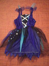 карнавальное платье Ночная фея  1-2г.