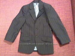 Пиджак Marks&Spenser для мальчика 6 лет рост 116см