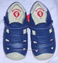 Новые сандали GARVALIN 22, 23, 24 размеры, кожа