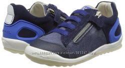 Новые спортивные туфли GARVALIN, 27, 28, 30 размер, кожа и текстиль