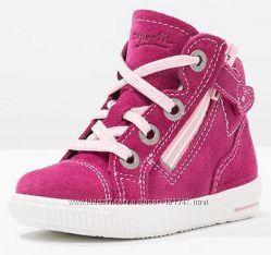 Новые ботинки  SUPERFIT, 25 размер, кожа
