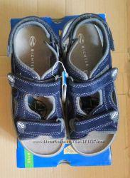 Новые сандали Richter, 22 см по стельке, кожа