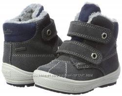 Новые ботинки Suiperfit, 27 размер, замша, мембрана Gor-tex