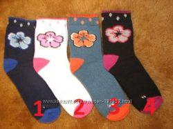 Женские носочки утепленные махрой, осенние. В наличии. Венгрия.