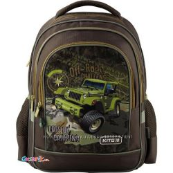 Рюкзаки школьные Kite для мальчиков. В наличии.