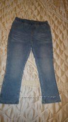 Продам джинсовые лосины джеггенцы Мазеркеер