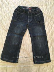 Продам тонкие джинсы Name It для девочки