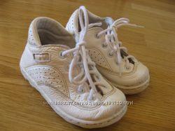 Кожаные ботиночки Zetpol