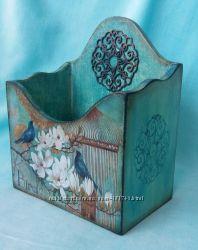 Підставка-короб ручної роботи