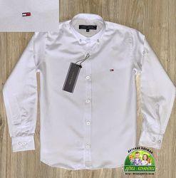 Рубашки белые брендовые  ARMANI POLO GUCCI в наличии