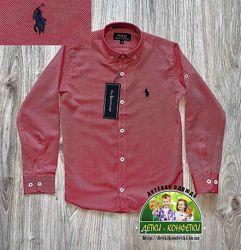 Рубашки Polo для мальчика в наличии