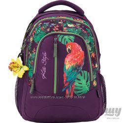 Очень эффектный рюкзак Kite для девочки-подростка.