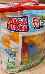 Конструктор Mega Bloks, 80 деталей