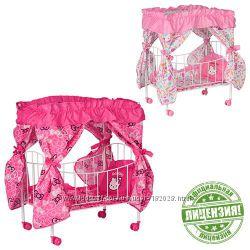 Кроватка для кукол Hello Kitty HK 00028