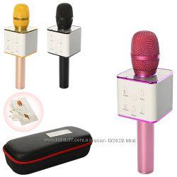 Микрофон для детей караоке Bluetooth Q7