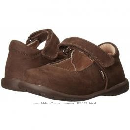 Туфли Kid Express - натуральный нубук и кожа, р. 30-31