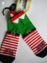 носки next с новогодней тематикой