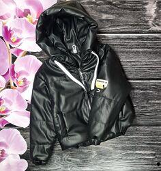 Куртка деми для девочки