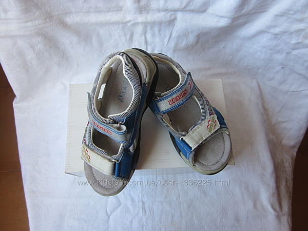 Босоножки, сандалии Agaxy Германия для мальчика размер 33