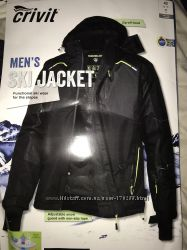 Мужские лыжные термо куртки Crivit Германия, р. 48, 50, 52
