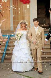 Продам свадебный костюм от Voronina