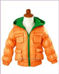 деми курточка унисекс на 2-3 года