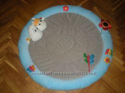Детский игровой мягкий коврик