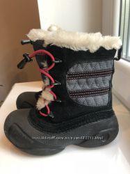 Продам зимние ботинки Columbia 28 размер