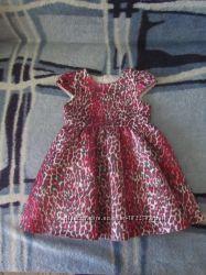 потрясающее платье на девочку