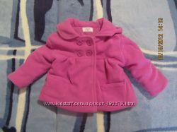 очаровательная курточка на весну-осень для малышки