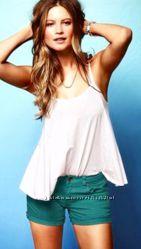 Джинсовые шорты оригинал Victoria&acutes Secret.