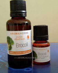 Масло брокколи - натуральный силикон для волос