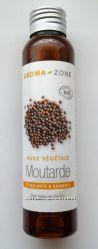 Мощный стимулятор роста волос - масло горчицы 100 мл с французского сайта