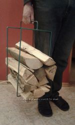 Дровница для переноски и хранения дров